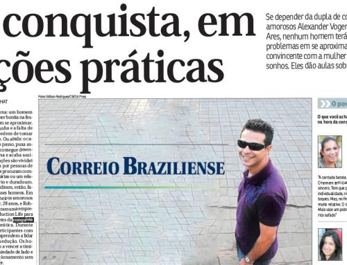 Lições da Conquista Correio Braziliense