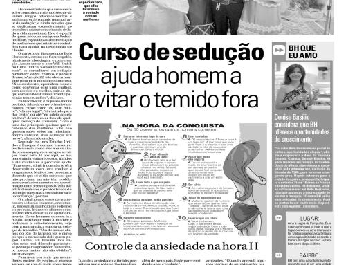 Hoje em Dia | Belo Horizonte – MG | Curso ensina a evitar o temido fora